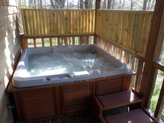 Fawn Valley Hot Tub